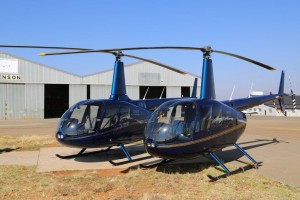 Robinson R66 Helicopter aircraft