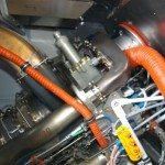 Robinson R66 turbine engine fitted