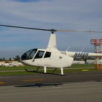 2012 Robinson R66 turbine helicopter