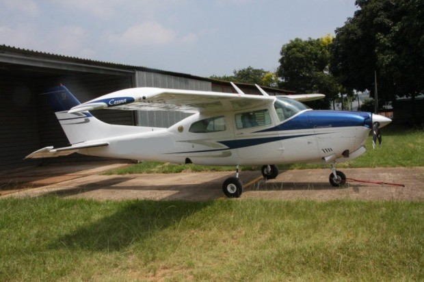 1979 cessna t210 turbo