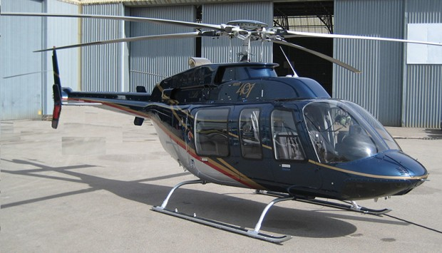 bell 407 helicopter sales