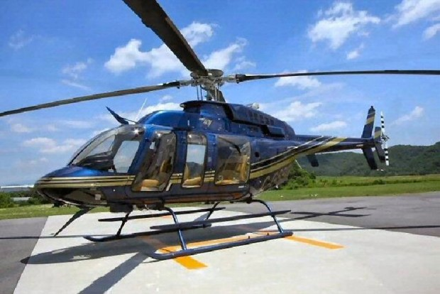 Bell 407 Helicopter For Sale 2008