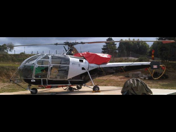 Eurocopter SA 316B Alouette III - 1970