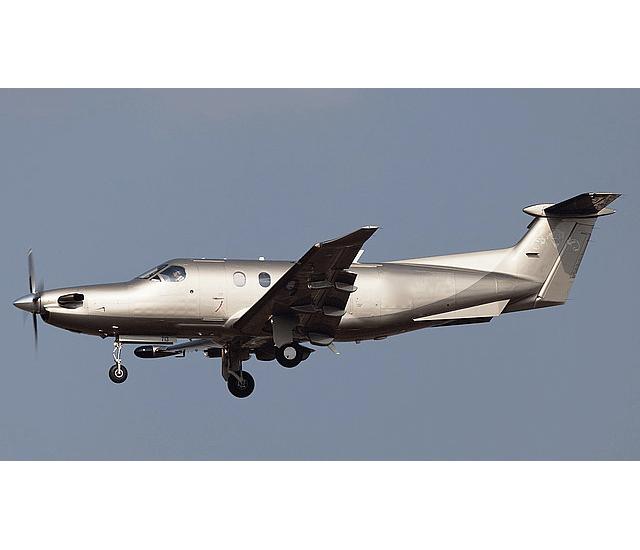Pilatus PC12-47