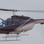 1976 Bell 206 jetranger BIII helicopter for sale