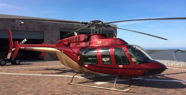 Bell 407 Helicopter - 2002