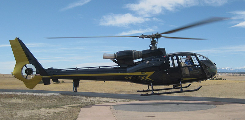 Westland-Gazelle-helicopter - HT.Mk-3 for sale
