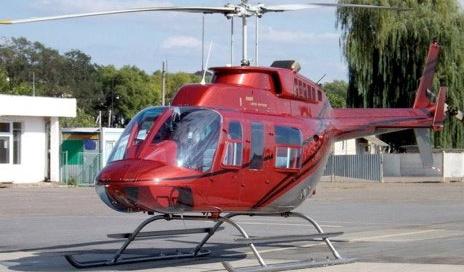 Bell LongRanger 206 L1 - 1979
