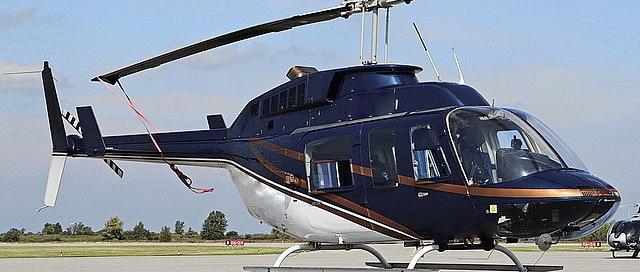 Bell LongRanger 206 L1 - 1980