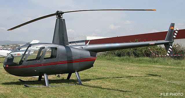 2007-Robinson-R44-Raven-II