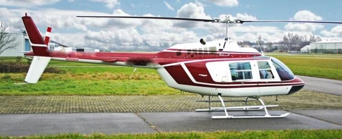 1978 Bell Jetranger 206 BIII