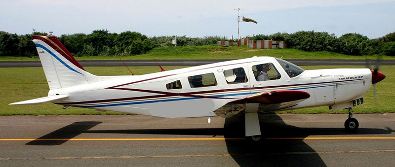 1980 Piper Saratoga SP