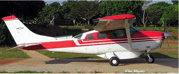 Cessna 206 - 1976