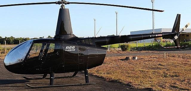 2012 Robinson R66 Turbine