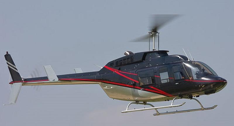 1978 Bell Longranger 206 L-1