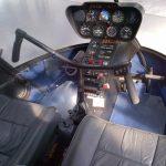 2008 ROBINSON R44 RAVEN II TTSN: 600 hrs Grey Leather interior Bubble Windows 9 Hole Panel Blade Tie Downs Dual Control