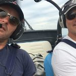 Phillip Cope and Paul Liversage Flying the Alouette in South Africa Now RMF