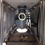 Our Jetranger RAU en-route to Oman