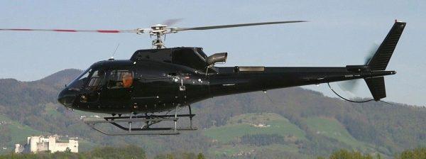Eurocopter AS350B3e (H125) – 2016