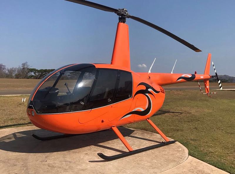 Helicopter for sale in South Africa Robinson R44 Raven I - 2000