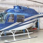 Bell Jetranger 206 B3 - 1980