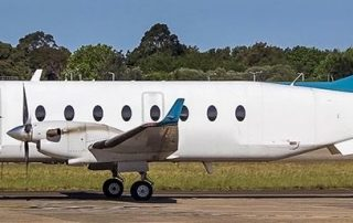 Beechcraft 1900D Airliner- 2001