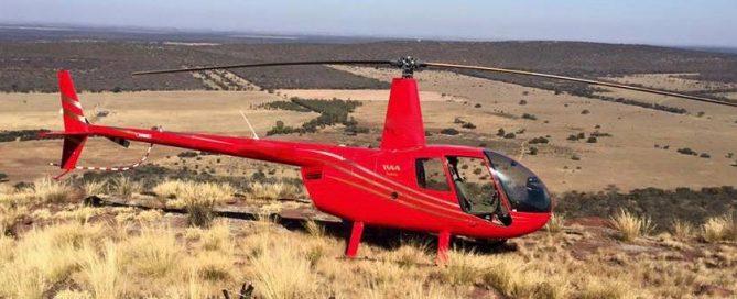 1998 ROBINSON R44 ASTRO