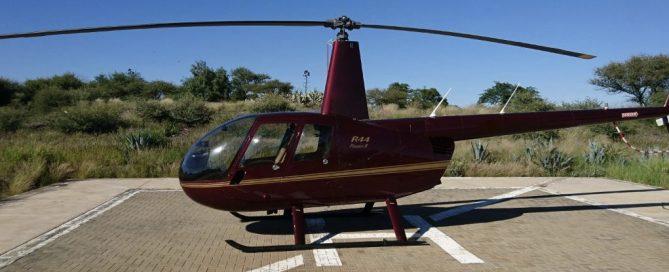 2007 ROBINSON R44 RAVEN II