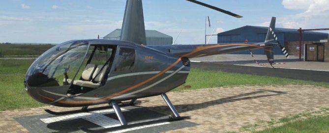 2009 ROBINSON R44 RAVEN II