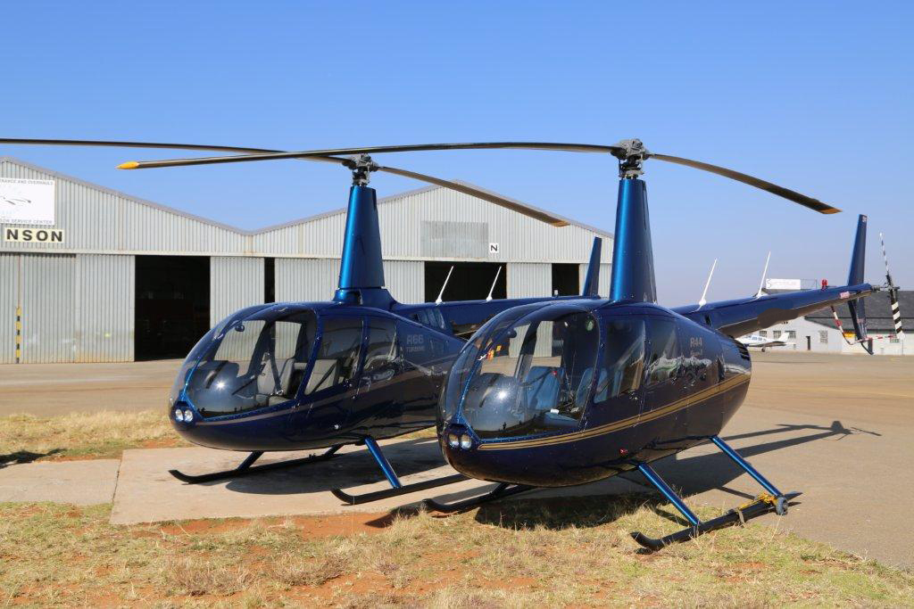 Robinson R66 delivered! | Helicopter | Turbine |