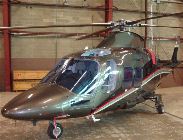 Agusta AW109 GrandNew