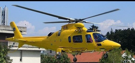 Agusta A109E Power – 2001