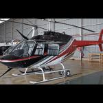 bell jetranger b3 helicopter