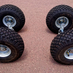 Robinson R44 Ground Handling Wheels