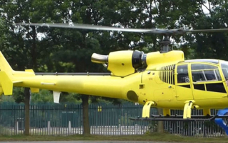 1981 Gazelle 341 G Helicopter