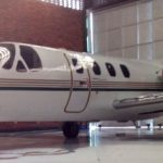 1981 CESSNA CITATION I C500