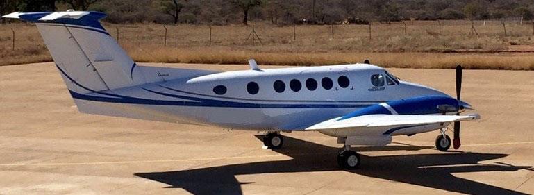 1980 Beechcraft King Air 200